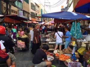 Manila bead street